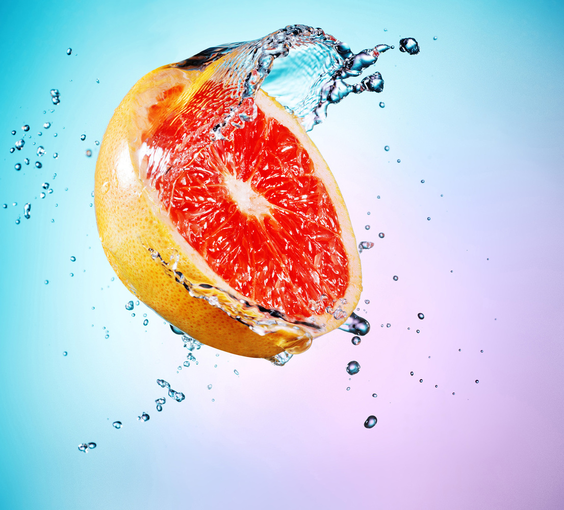 April Fruit Splashes Project by Yechiel Orgel