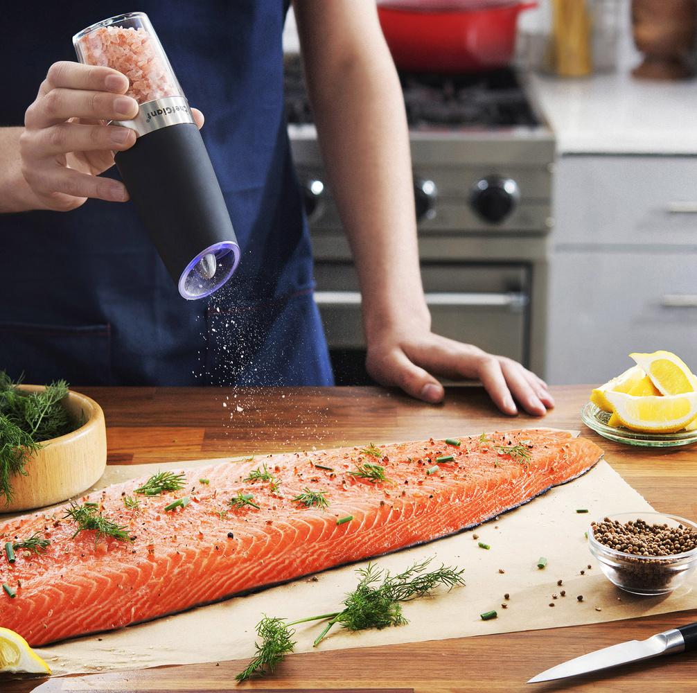 ChefGiant Packaging Shoot by Yechiel Orgel