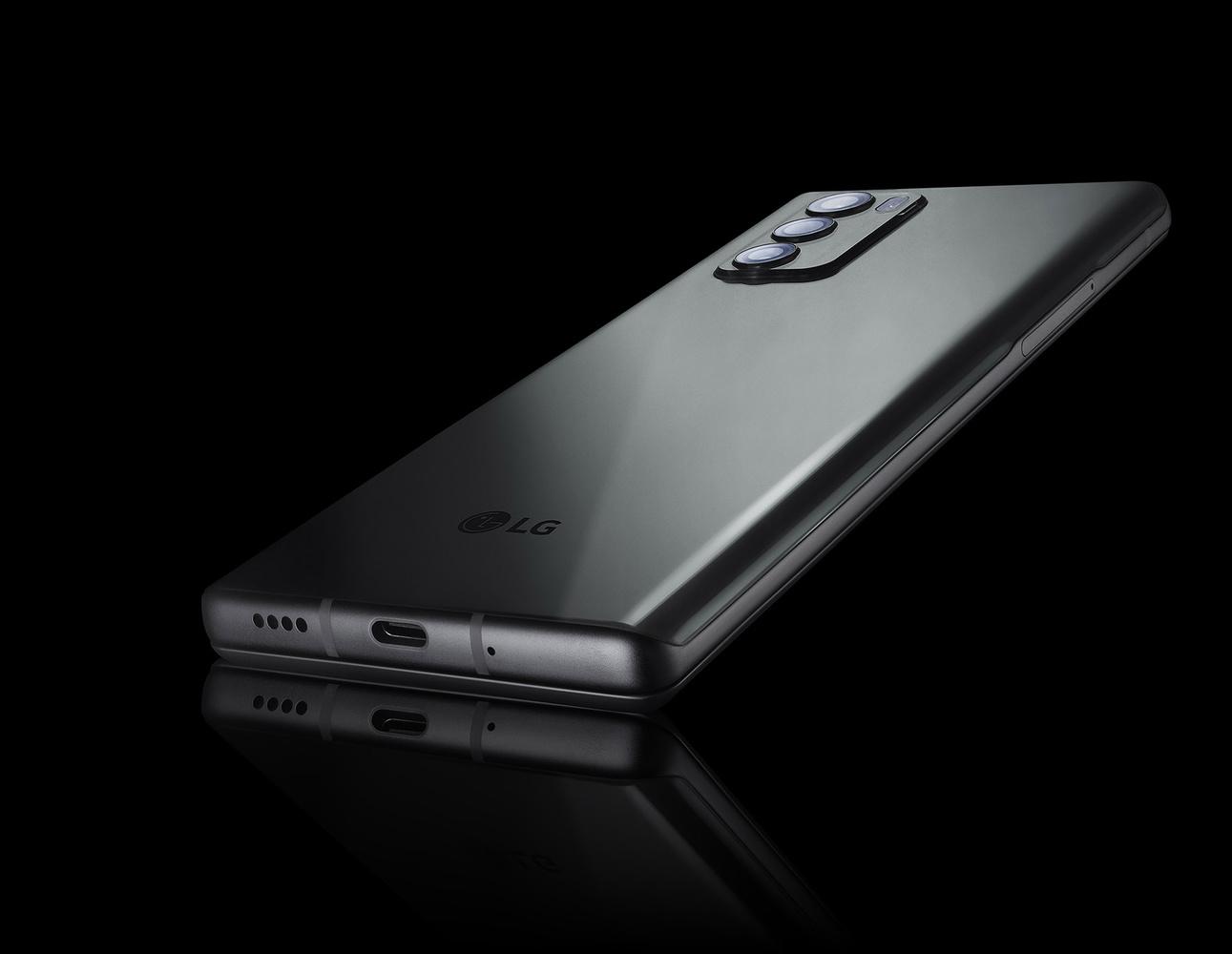 LG Slider Launch by Yechiel Orgel