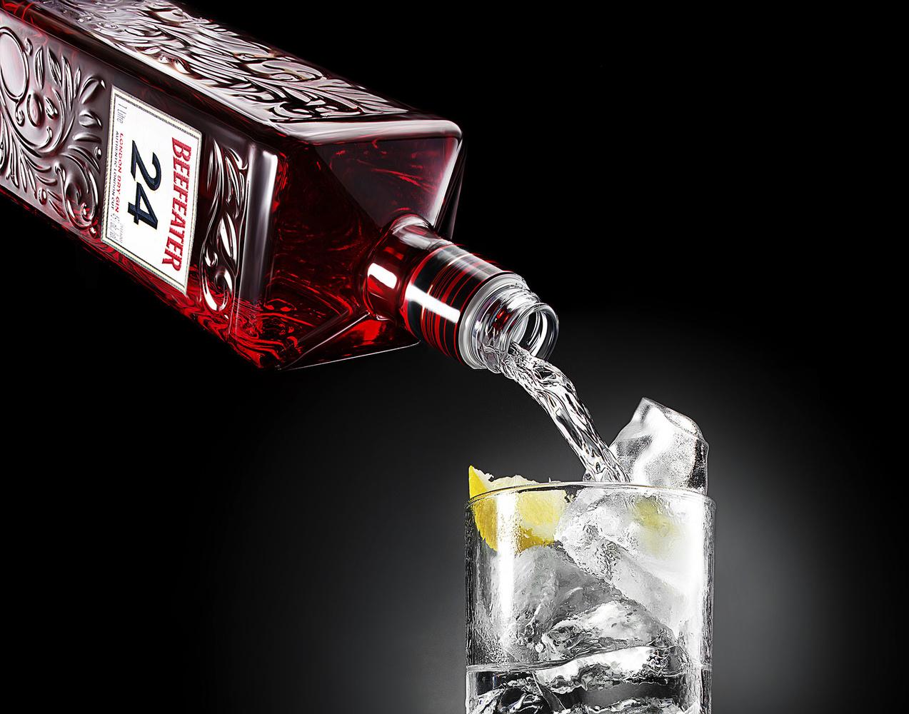 Beverage Test by Yechiel Orgel