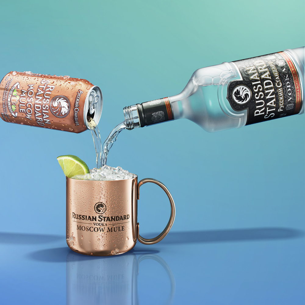 Russian Standard Vodka Launch by Yechiel Orgel