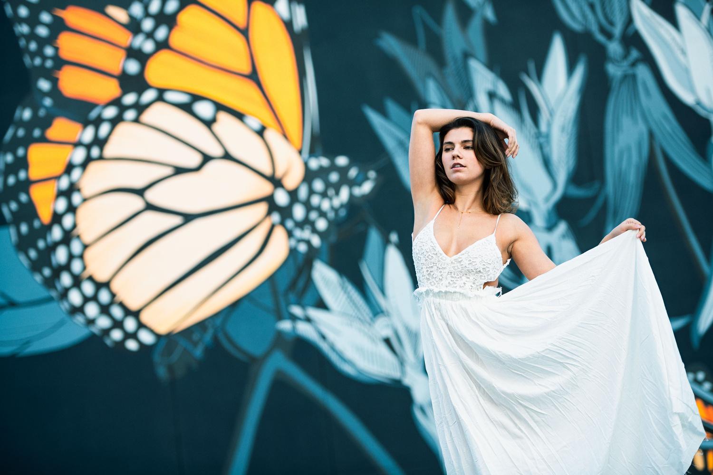 Dare at the Graffiti Garden by Daniel Lightfoot