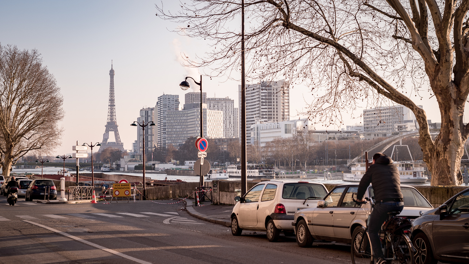 Morning Color in Paris by Daniel Lightfoot