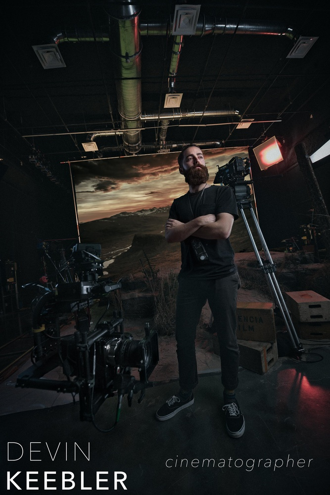 Cinematographer Feature by Daniel Lightfoot