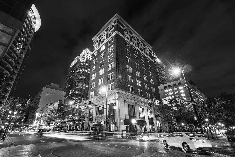Life at Night in Orlando by Daniel Lightfoot