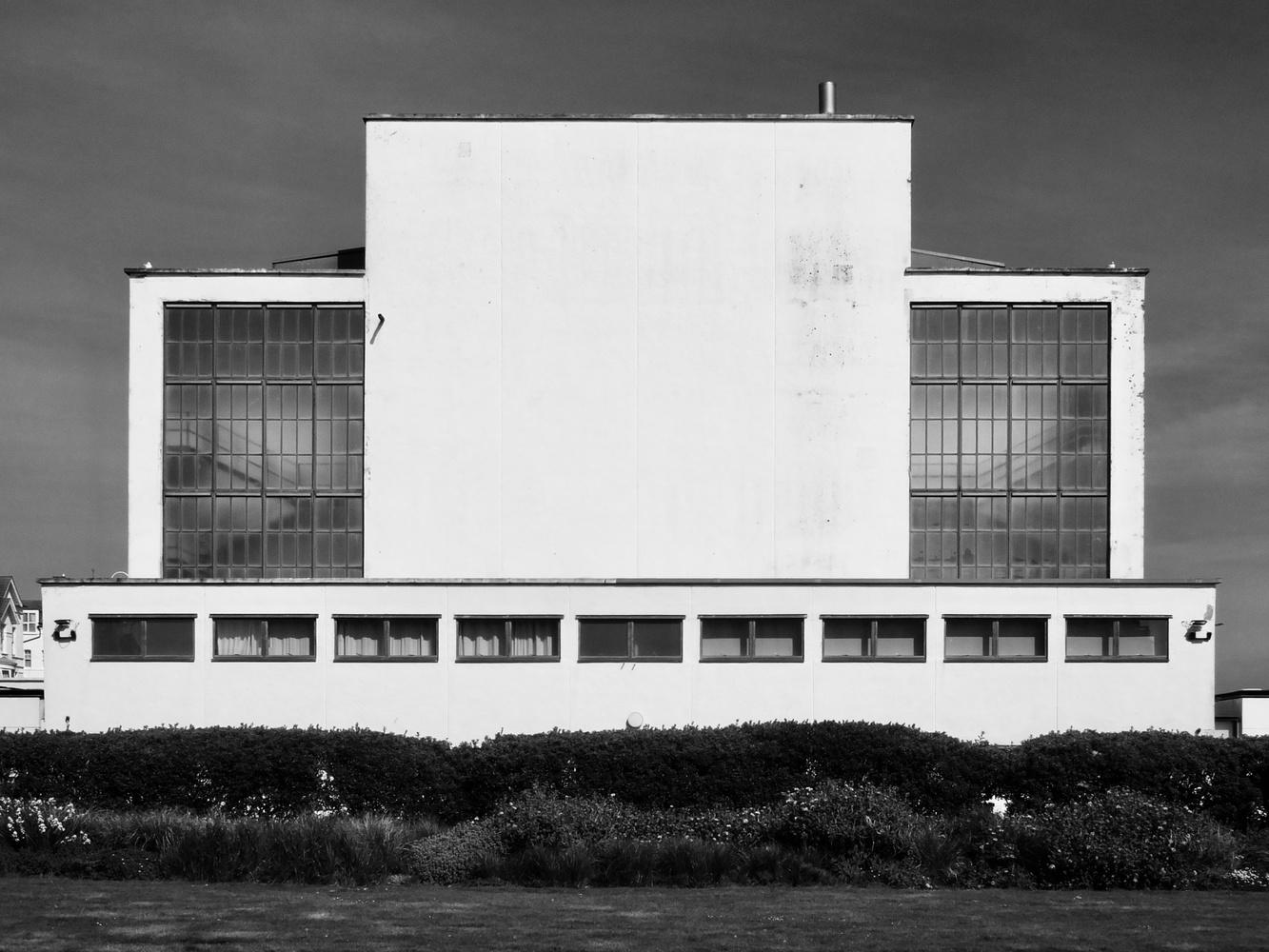 De la Warr Pavilion 02 by William Hunt