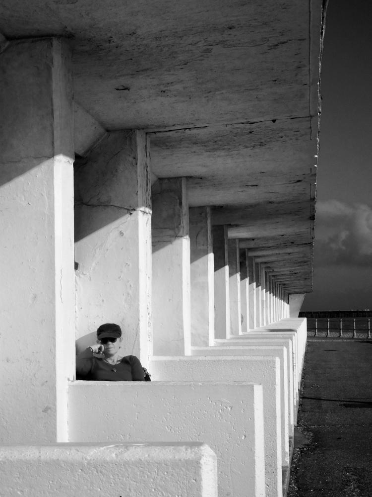 Undercroft 01 by William Hunt