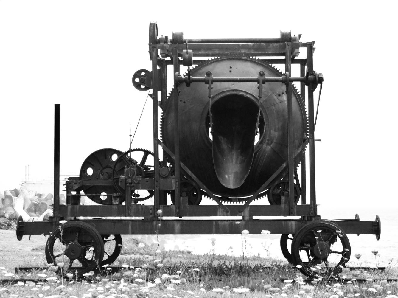 Victorian machine by William Hunt