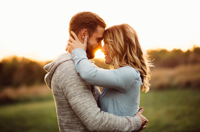 Engagement Portrait by Kyle Miller