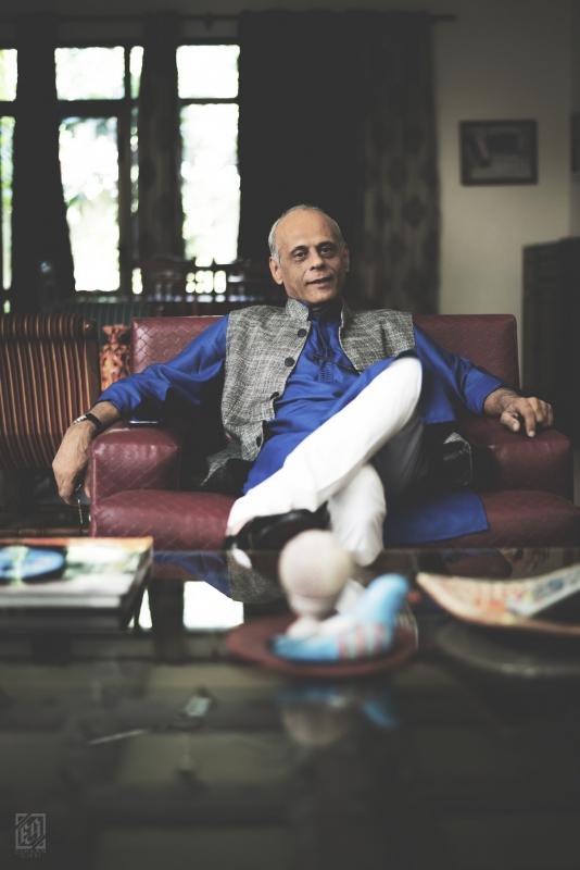 My uncle Riaz by Eshaan Girri