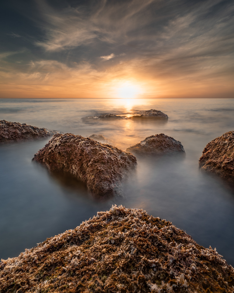 Point the sun by German Shtainberg