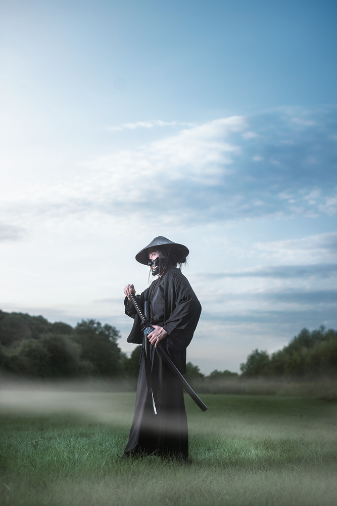 Ghost of Tsushima by Eugene Artjomenko