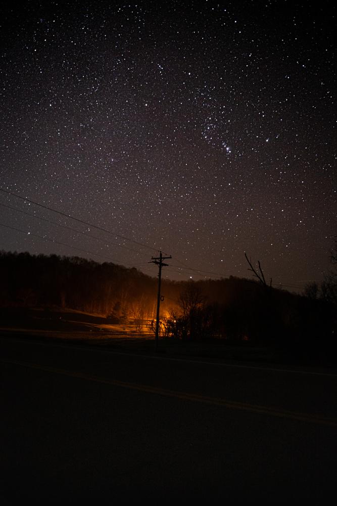 Ohio Sky by Patrick Barry