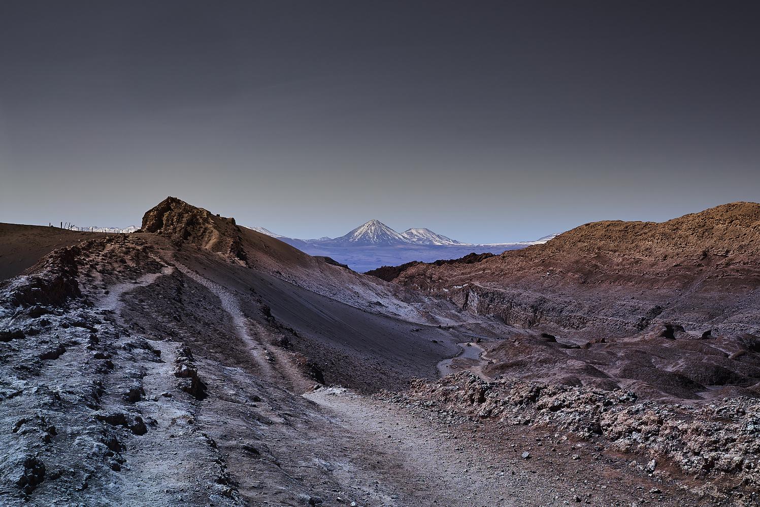 Moon Valley by Manuel Fuentes