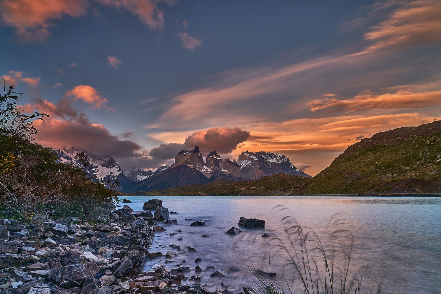 Patagonia Colors by Manuel Fuentes