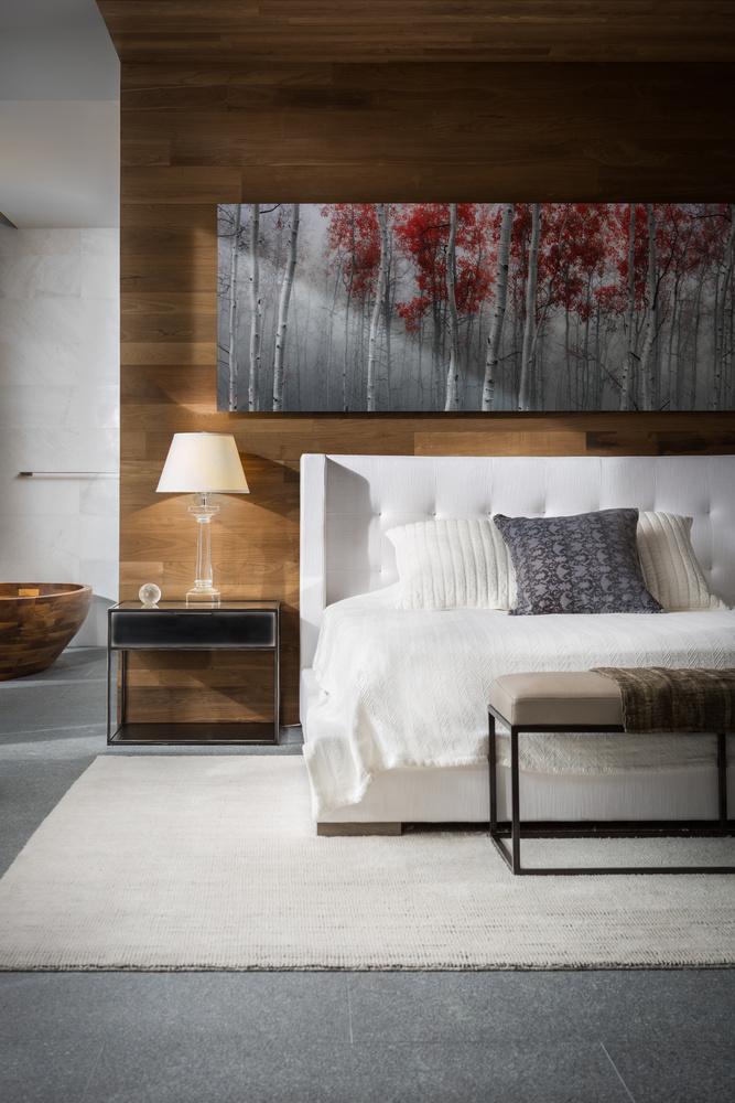 Peter Lik's Bedroom by Fraser Almeida