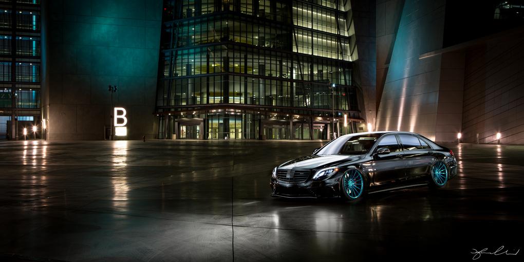 2016 Mercedes S63 AMG - Las Vegas Car Shoot by Fraser Almeida