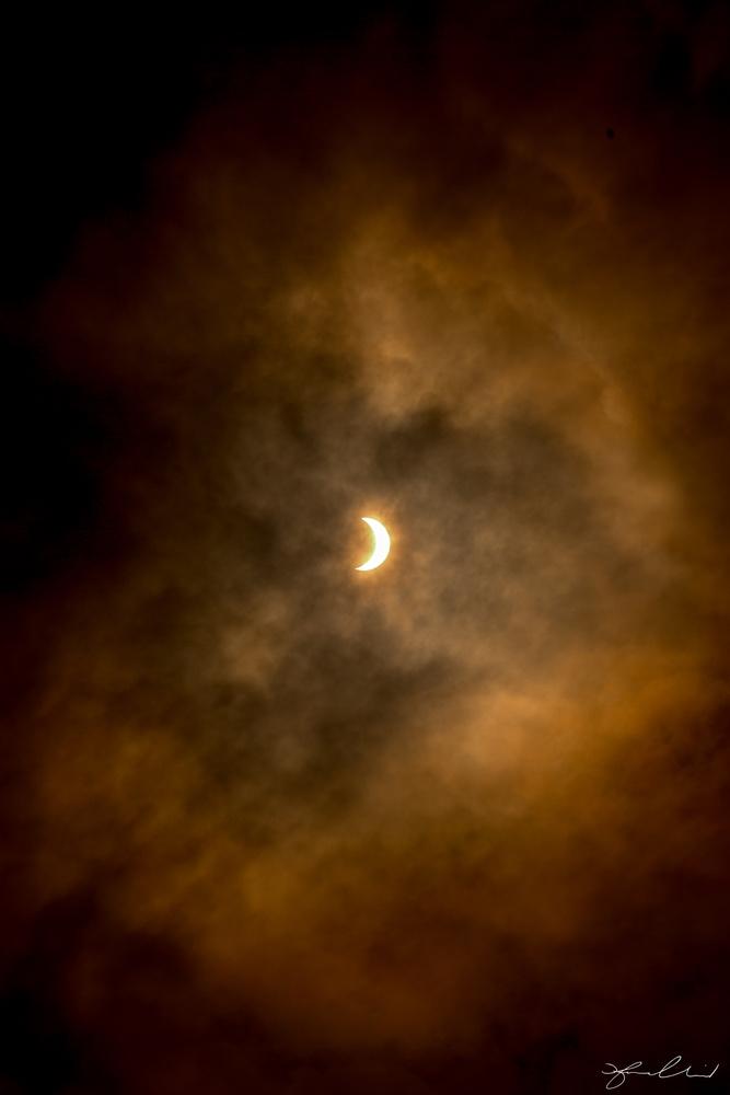 Eclipse 2017 - Las Vegas by Fraser Almeida