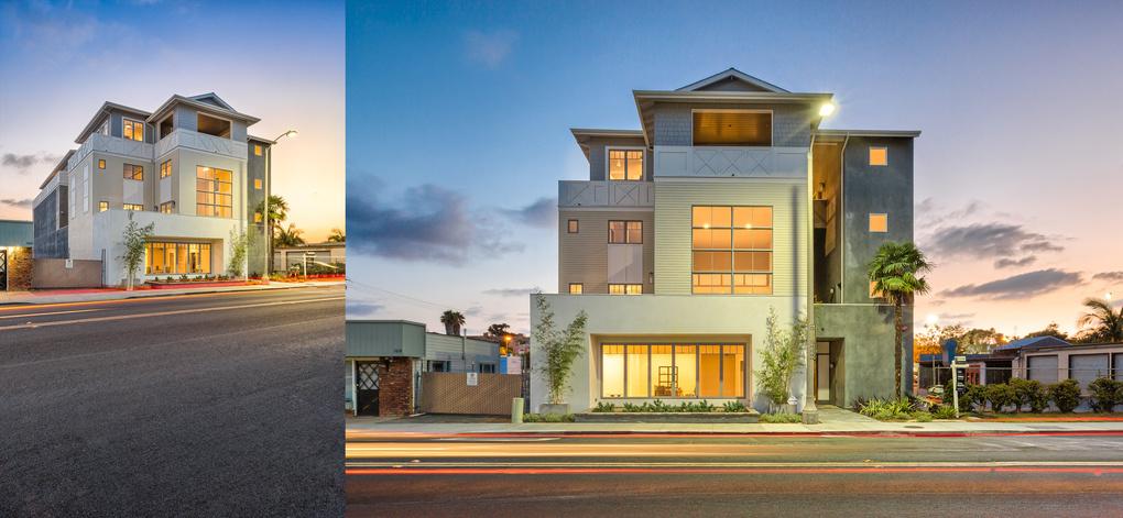 Beach House Loft - Carlsbad, California by Fraser Almeida