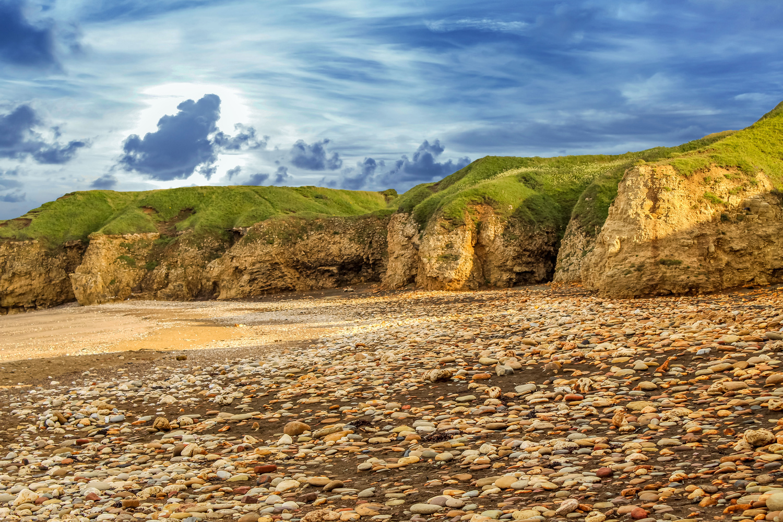 Blackhall Beach by Mark Ambrose