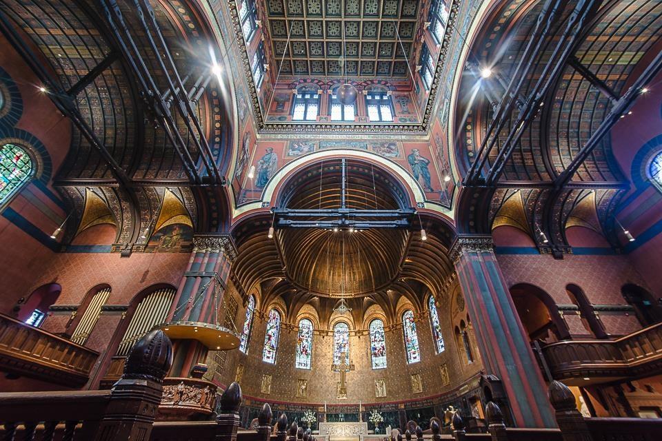 Trinity Church by Matt Owen