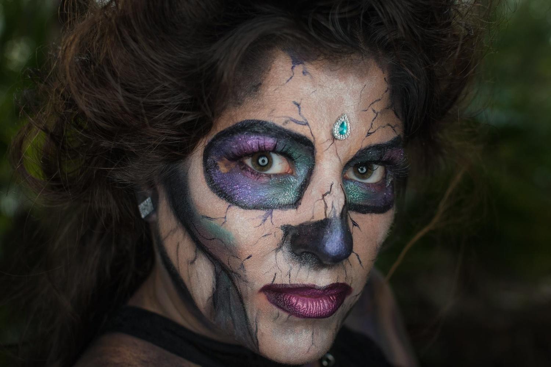 Glamour zombie by Matt Owen
