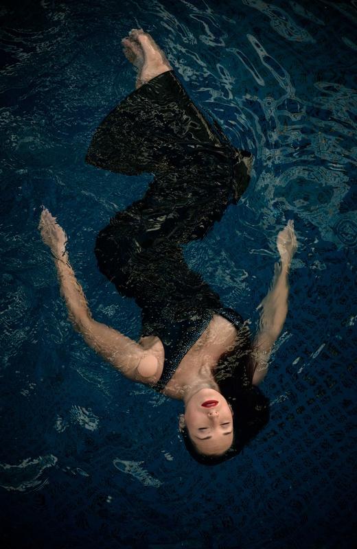 Water's Beauty by Caroline Miller