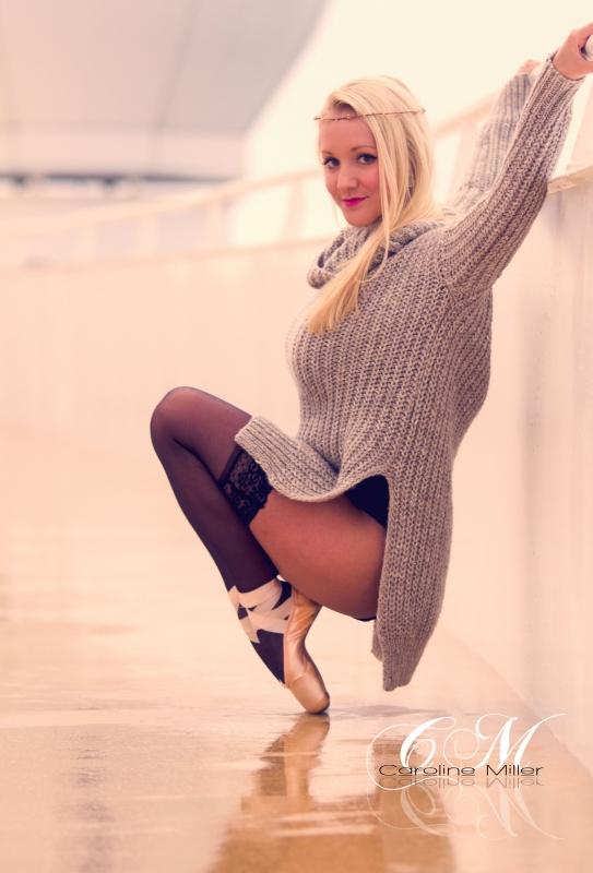The Dancer by Caroline Miller