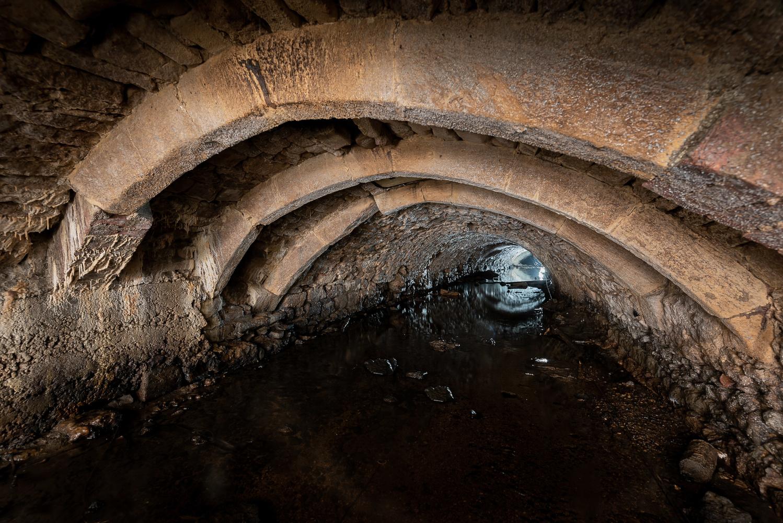 Ancient Culvert by Callum Cromwell