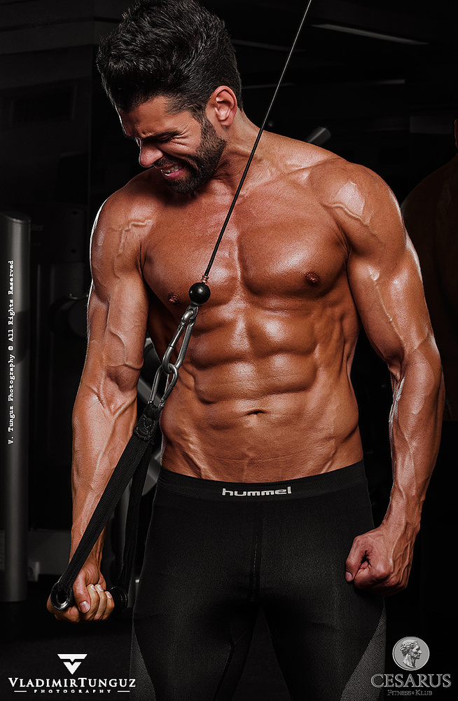 Fitness by Vladimir Tunguz