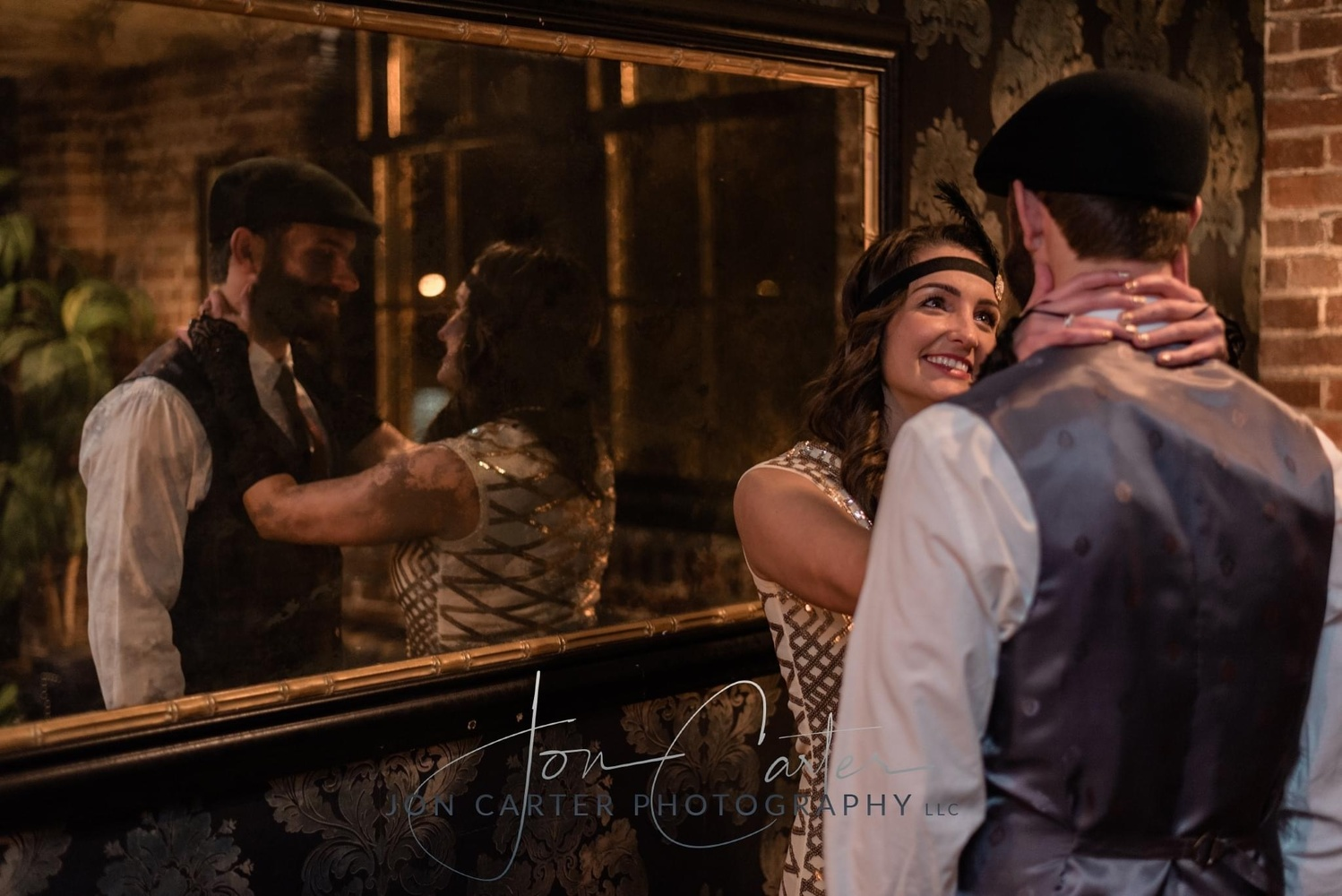 1920's Engagement Party by Jon Carter