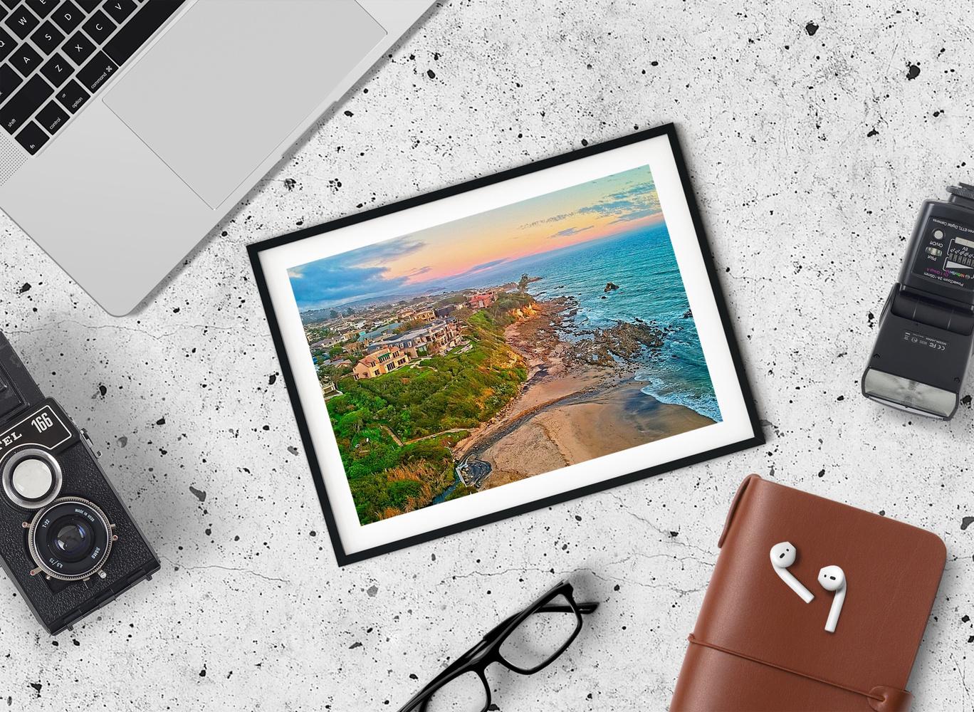 Corona Del Mar Main Beach by Bryan Linden