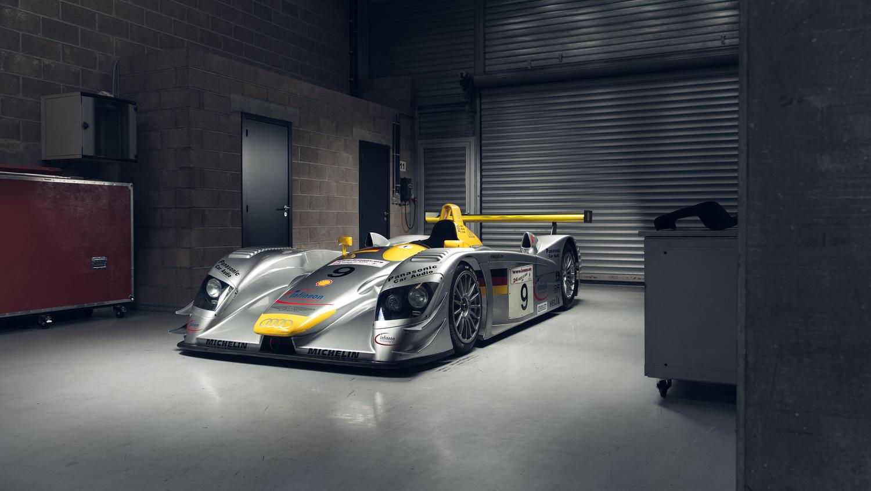 Audi R8 Le Mans by Sam Moores