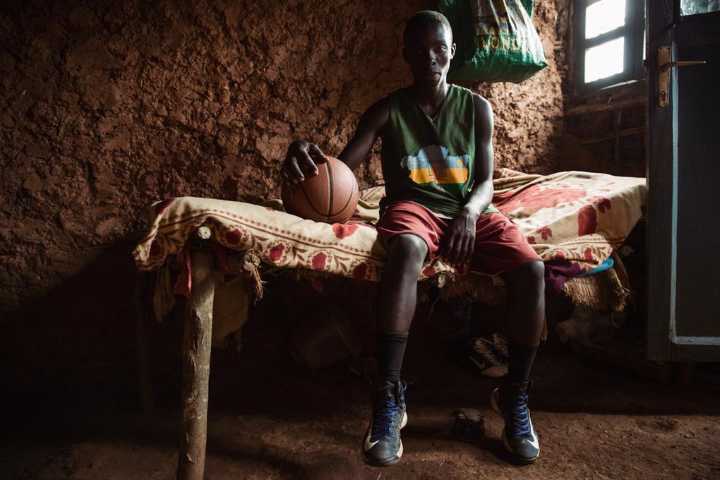Erick Niyitanga of Rwanda by Chris Cardoza