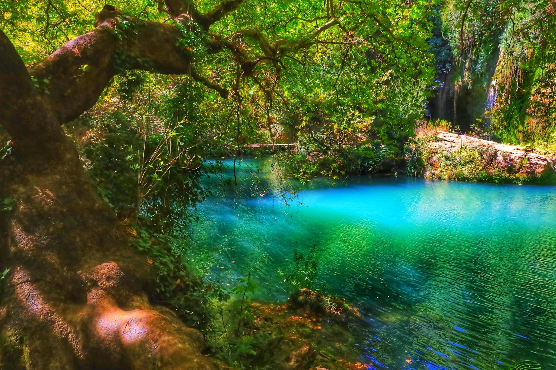 Lakeside and colors by İsmail Alper Şenova