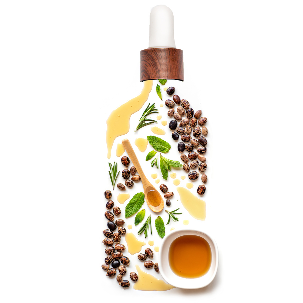 Rosemary Mint Castor oil by Michelle VanTine
