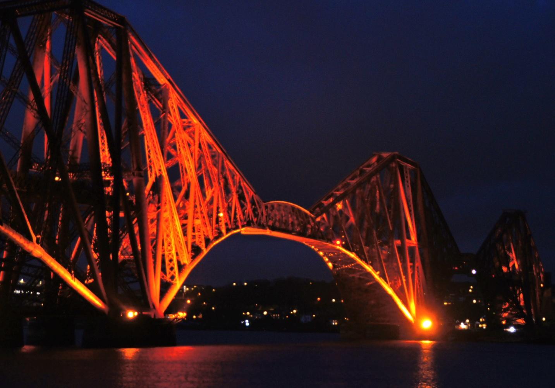 The Forth Bridge by Nik Watt