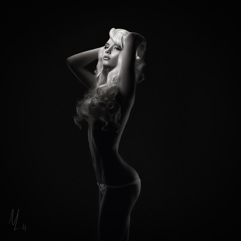 Classy blond by Nikolai Lev4enko