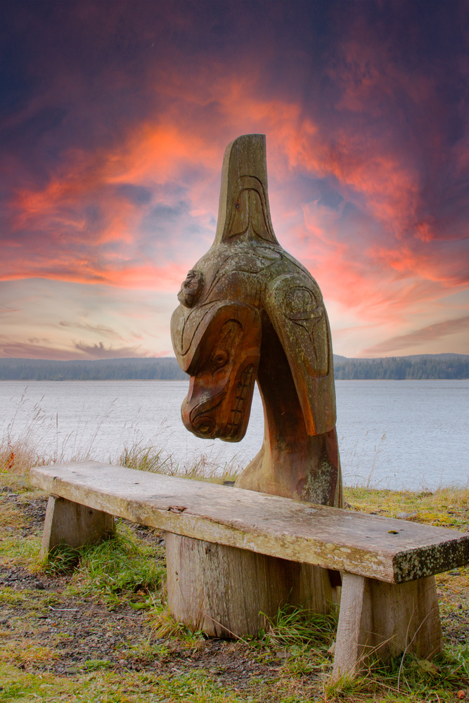 Haida Carving.... by Paul Jennings
