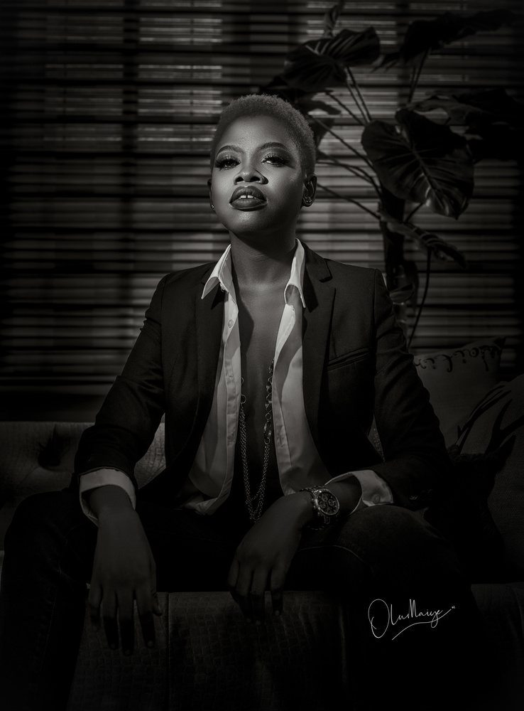 Fearless by Olumaiye Aladeniji
