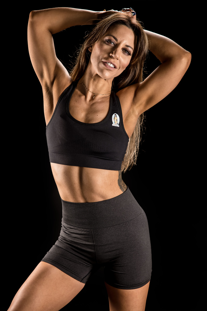 Fitness shoot by Kenny McLeish