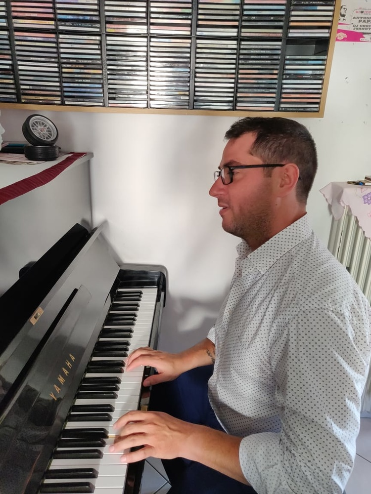 Anthony Constantinou CWM FX Loves Playing Piano by anthony constantinou