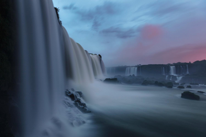 Mighty Falls by Erika Valkovicova