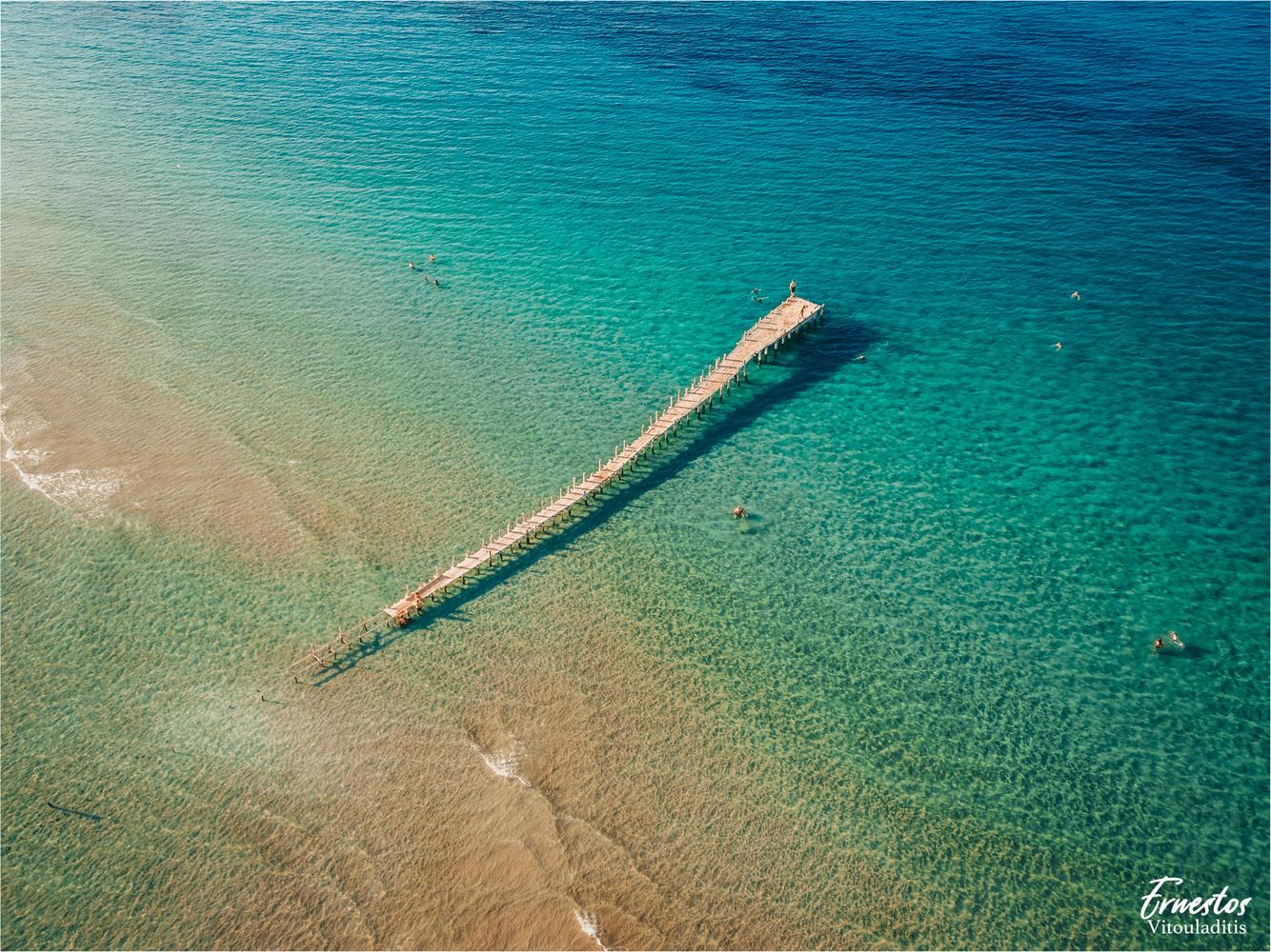 Apraos Beach by ernestos vitouladitis