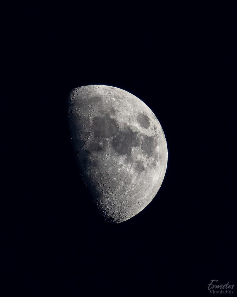 winter moon by ernestos vitouladitis