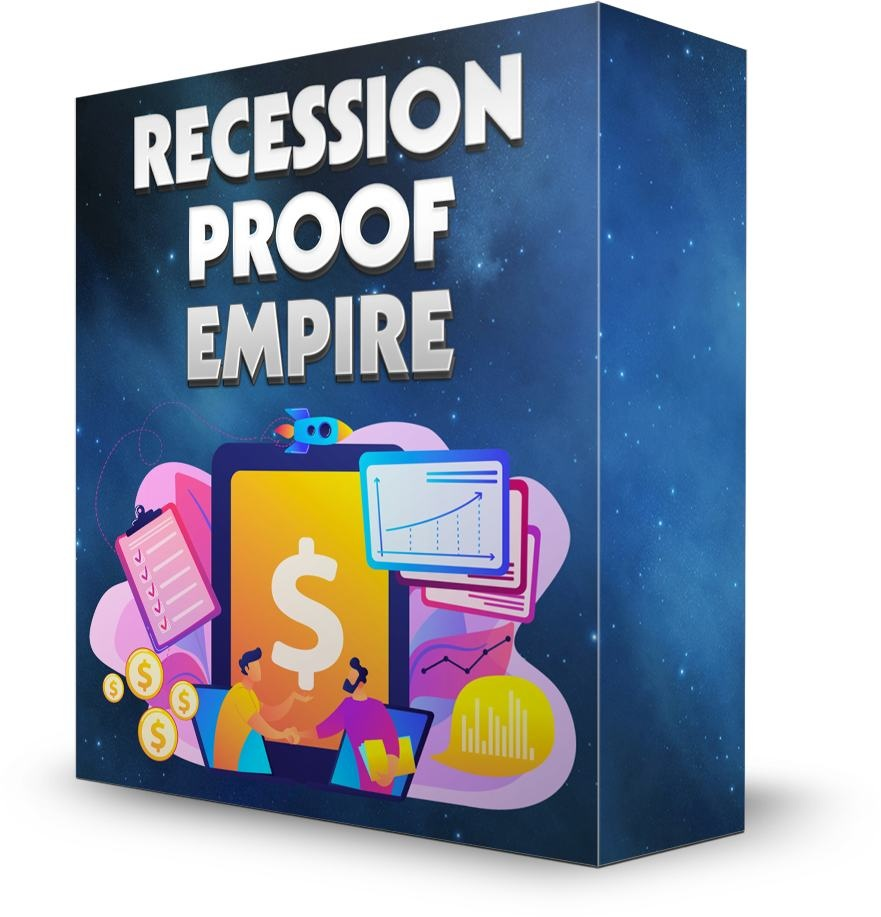 Recession Proof Empire Review ✅ $5000 Bonuses, Discount, OTO Details by Honest Review