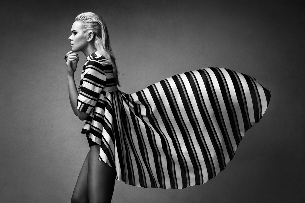 Stripes by Jason Lau