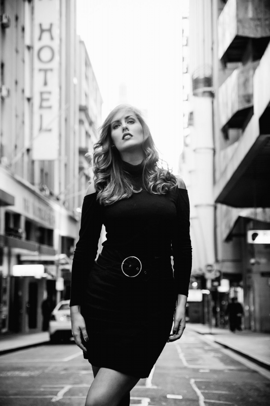 Jess in the City 2 by Jason Lau