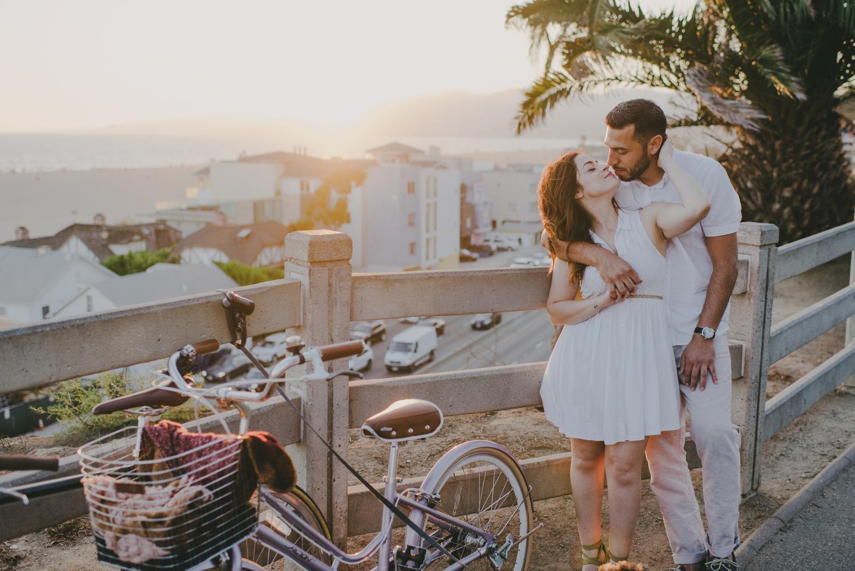Love in Santa Monica by Sarah Williams