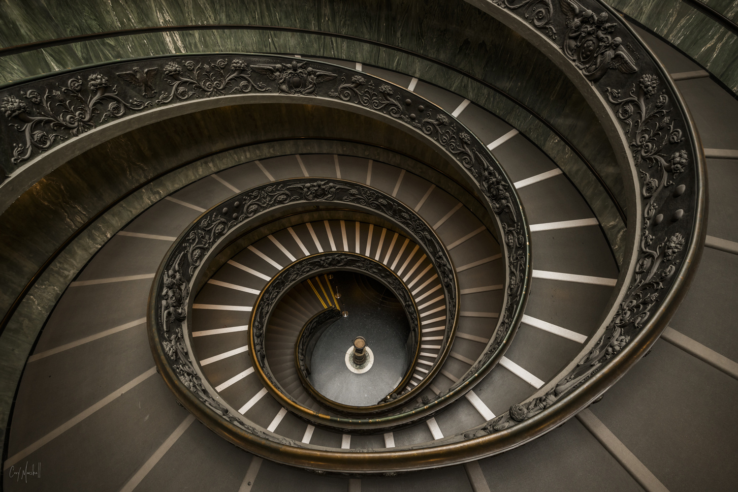 Spirals by Cory Marshall